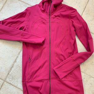 Lululemon stride jacket sz 6